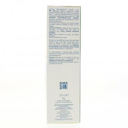 DUCRAY Sensinol Lait Apaisant Corps tube 200ml - Illustration n°5