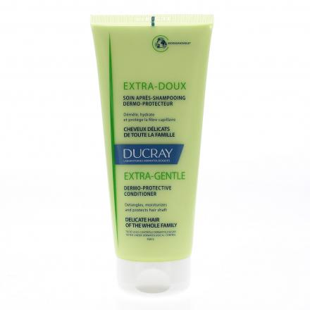 DUCRAY Soin après-shampooing extra doux 200ml - Illustration n°1