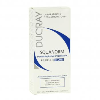DUCRAY Squanorm shampooing anti-pelliculaire (flacon 200ml)