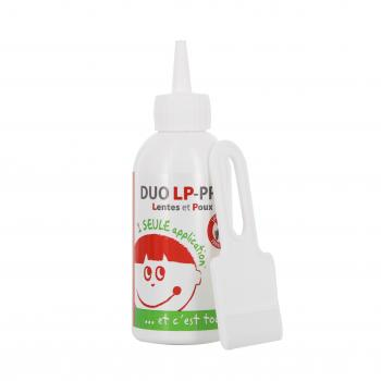DUO LP-PRO Lotion radicale lentes et poux flacon 150ml - Illustration n°2