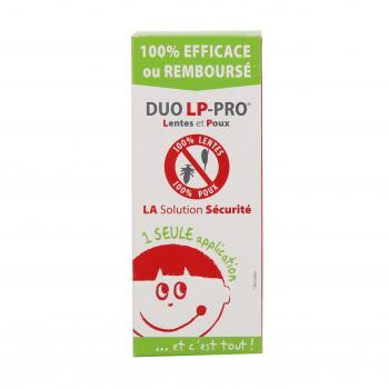 DUO LP-PRO Lotion radicale lentes et poux flacon 150ml - Illustration n°1