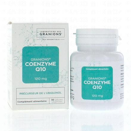 LABORATOIRE DES GRANIONS Coenzyme C10 - Illustration n°2