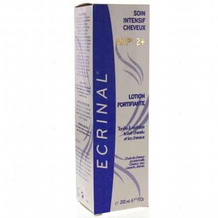 ECRINAL ANP 2+ Lotion fortifiante soin cheveux intensif - Illustration n°1