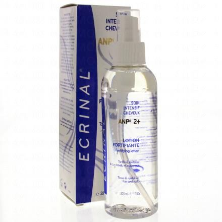 ECRINAL ANP 2+ Lotion fortifiante soin cheveux intensif - Illustration n°2