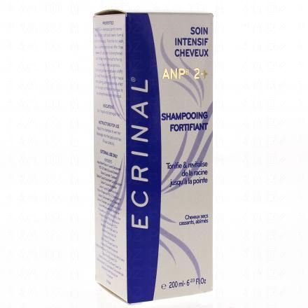 ECRINAL ANP 2+ Shampooing fortifiant soin cheveux intensif