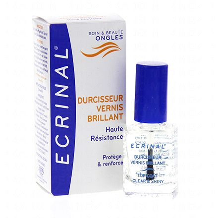 ECRINAL Durcisseur vernis brillant 10ml - Illustration n°2