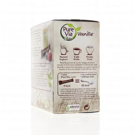 EFFICARE Pure via stevia vanille - Illustration n°2