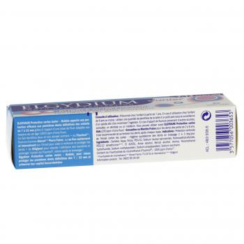 ELGYDIUM Dentifrice junior bubble un tube de 50 ml - Illustration n°3