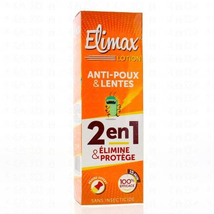 ELIMAX Lotion anti-poux et lentes - Illustration n°3