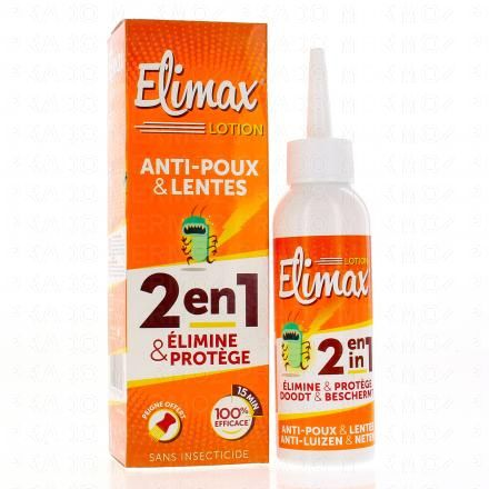 ELIMAX Lotion anti-poux et lentes - Illustration n°2