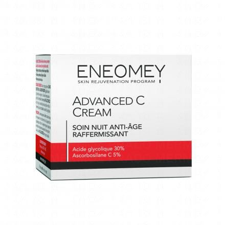 ENEOMEY (MENE & MOY) Advanced C cream pot 50ml