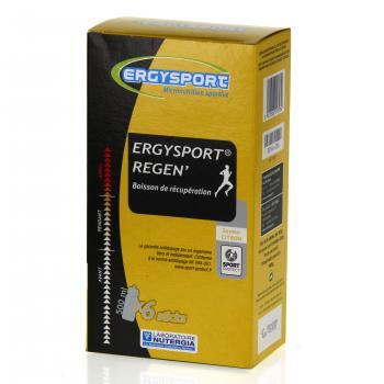 ERGYSPORT Regen' stick 6x30g - Illustration n°1