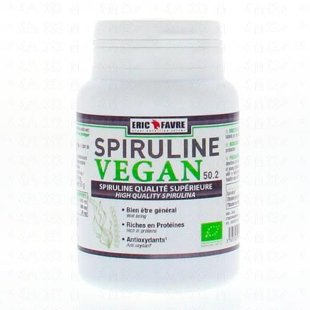 Spiruline Proteine : Bon de réduction - Plantes - Propriétés | Quels sont les effets secondaires ?