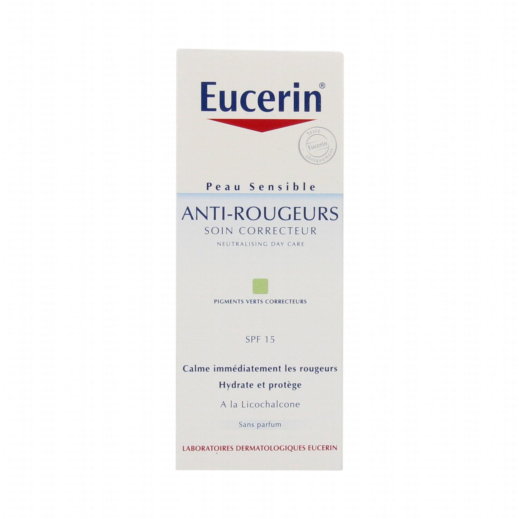 EUCERIN Anti-rougeurs soin correcteur flacon 50ml