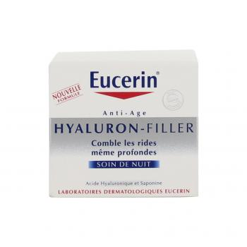 EUCERIN Hyaluron-filler soin de nuit pot 50ml - Illustration n°2