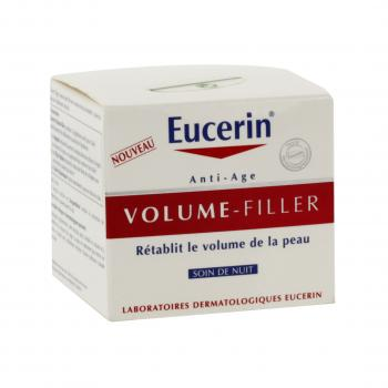 EUCERIN Volume filler nuit pot 50ml