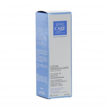 EYE CARE Lotion démaquillante yeux flacon 125ml