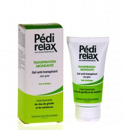 PEDIRELAX Gel antitranspirant transpiration abondante - Illustration n°4