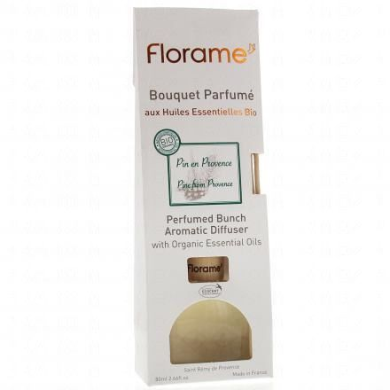 FLORAME Bouquet parfumé pin en Provence flacon 80ml