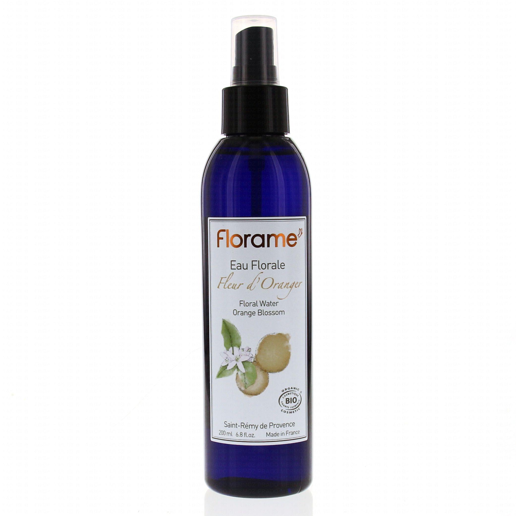 Florame Eau Florale De Fleur D Oranger Bio Flacon Spray 200ml