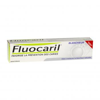 FLUOCARIL Dentifrice blancheur tube 125ml