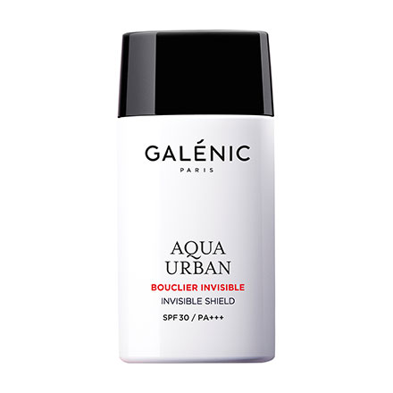 GALENIC Aqua Urban Bouclier invisible SPF30 flacon 40ml