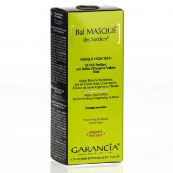GARANCIA Bal Masqué des Sorciers Masque high-tech ultra purifiant flacon 20g - Illustration n°1