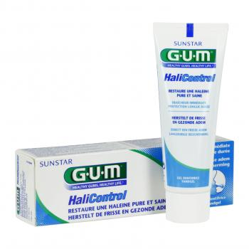 GUM Halicontrol gel dentifrice tube 75ml - Illustration n°2