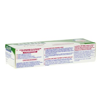 GUM Paroex gel dentifrice tube 75ml - Illustration n°3