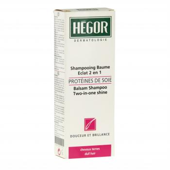 HEGOR Shampooing baume éclat flacon 150ml - Illustration n°1