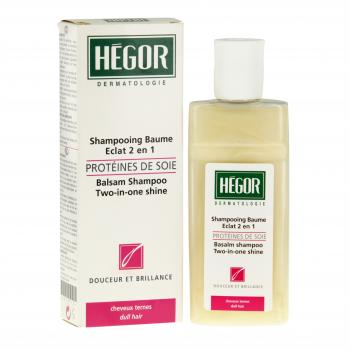 HEGOR Shampooing baume éclat flacon 150ml - Illustration n°2