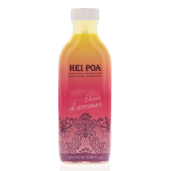 HEI POA Elixir d'Amour monoï de Tahiti flacon 100ml - Illustration n°1