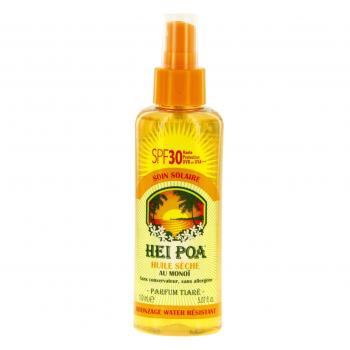 HEI POA Huile sèche monoï SPF30 spray 150ml - Illustration n°1