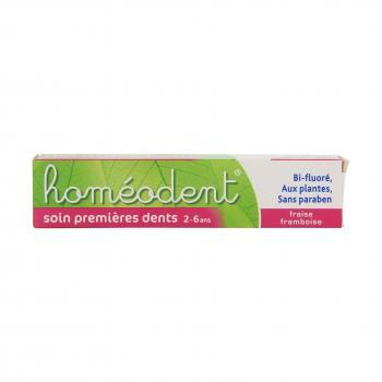 HOMEODENT Soin premières dents tube 50ml  - Illustration n°2