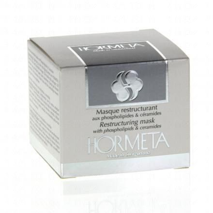 HORMETA HormeTime Masque fondamental aux céramides pot 50ml