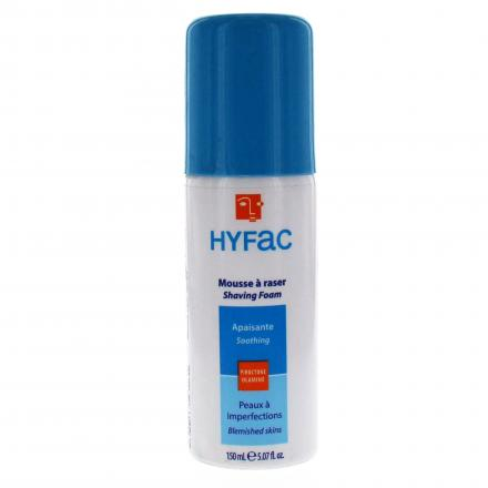 HYFAC Mousse à raser spray 150ml - Illustration n°1
