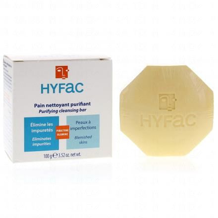 HYFAC Pain nettoyant purifiant - Illustration n°2