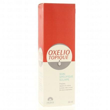 JALDES Oxelio topique tube 30ml