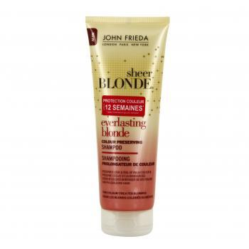 JOHN FRIEDA Shampooing Sheer Blonde tube 250 ml