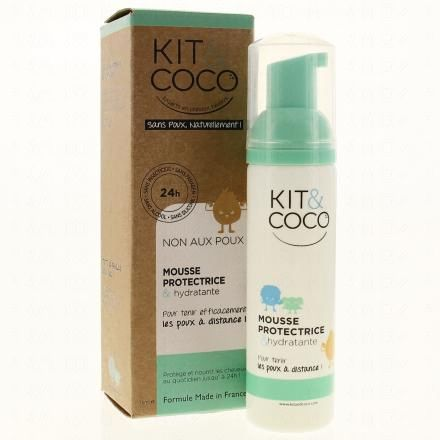 KIT & COCO Mousse protectrice et hydratante - Illustration n°2