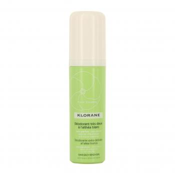 KLORANE Deodorant vapo althea vaporisateur 100ml - Illustration n°1