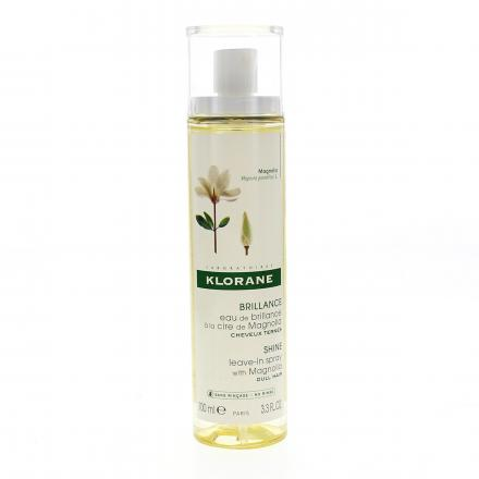 KLORANE Eau de brillance cire de magnolia spray 100ml - Illustration n°1
