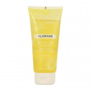 KLORANE Gel douche surgras energie tube 200ml