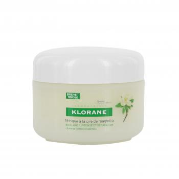 KLORANE Masque à la cire de magnolia pot 150ml - Illustration n°1