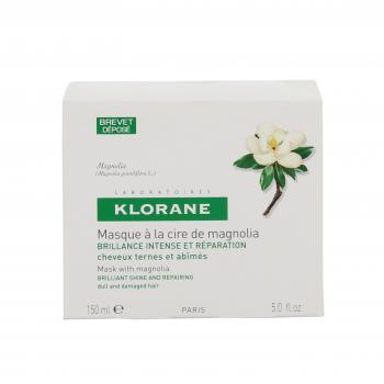 KLORANE Masque à la cire de magnolia pot 150ml - Illustration n°2