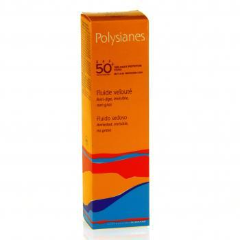POLYSIANES Fluide Velouté SPF50+ tube 40ml