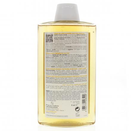 KLORANE Shampooing à la Camomille flacon 400ml - Illustration n°2
