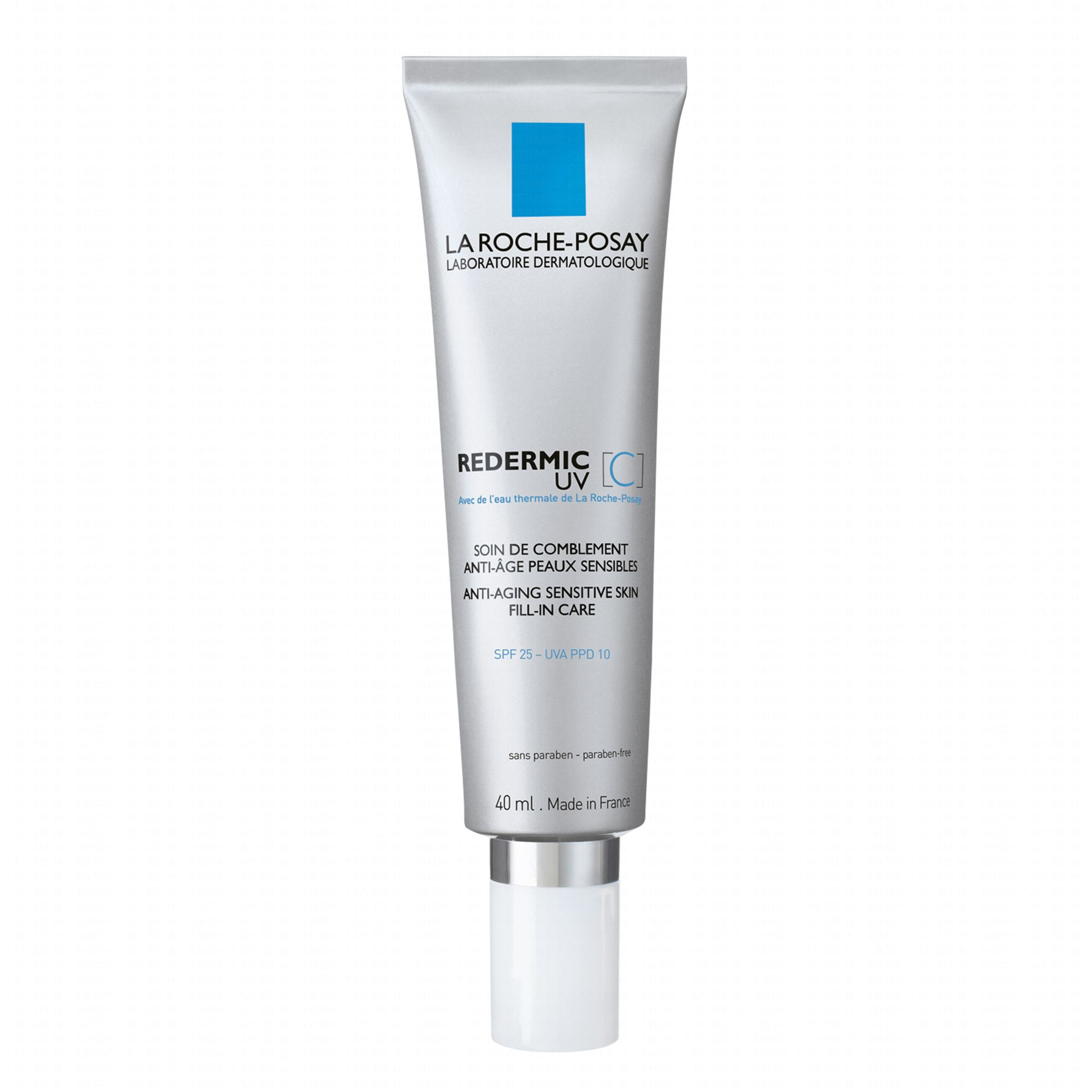 la roche posay redermic c uv spf25 tube 40ml la roche posay parapharmacie en ligne prado mermoz. Black Bedroom Furniture Sets. Home Design Ideas