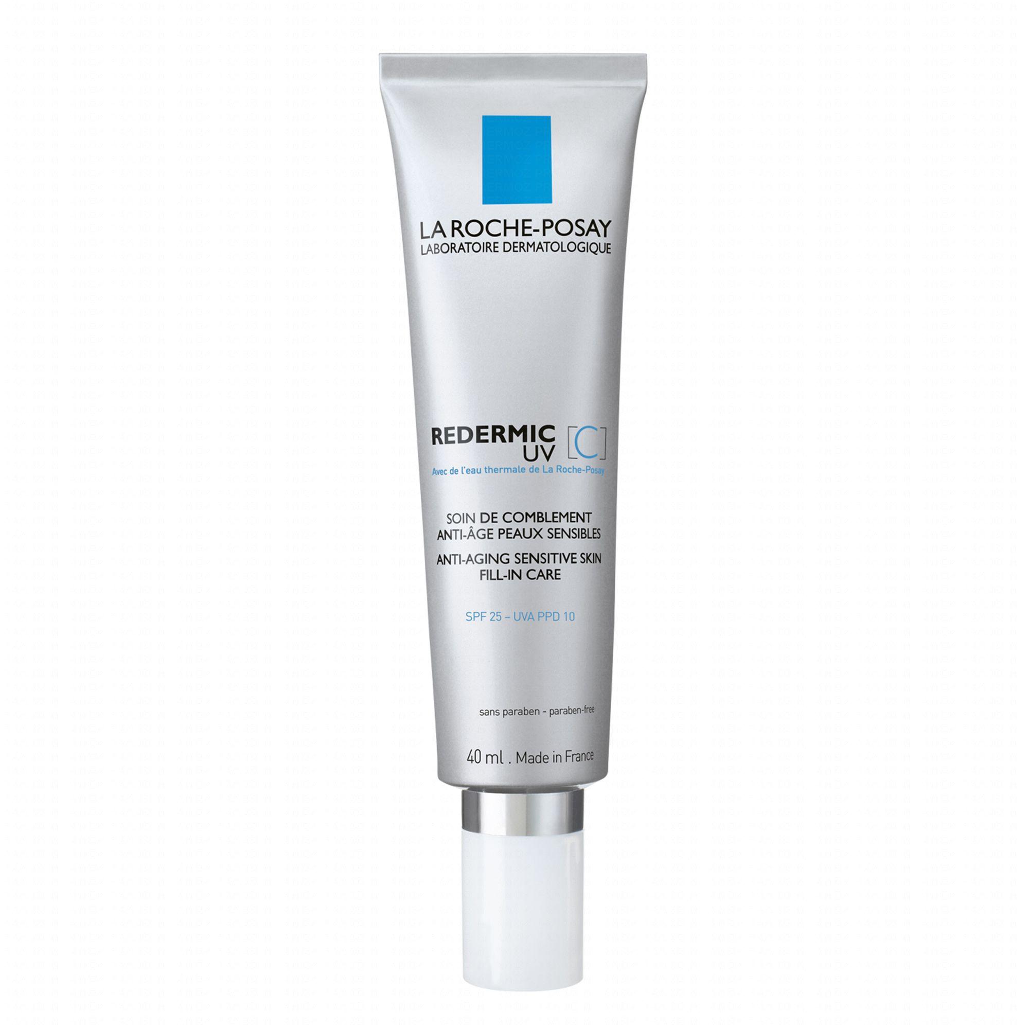 LA ROCHE-POSAY Redermic C UV SPF25 tube 40ml La Roche
