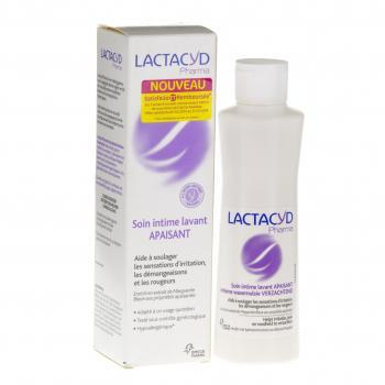 LACTACYD Soin intime lavant apaisant flacon 250ml - Illustration n°2